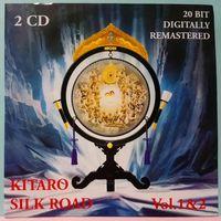 KITARO - SILK ROAD Vol.1+Vol.2 (2CD)