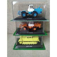 Тракторы: история, люди, машины 92 - Т-150К +11-Т-150К+ 28 - ДЭТ-250