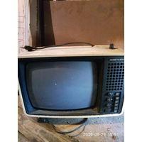 Телевизор  юность ссср