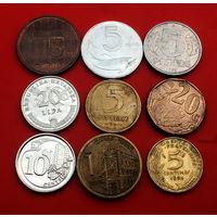 9 монеток - 9 стран. #87 Старт с 10 копеек