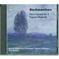 CD S. Rachmaninov - Piano Concerto # 4 / Paganini Rhapsody (2000)