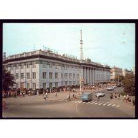 ДПМК 1984 год Чернигов Дом связи