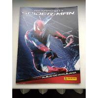 Наклейки для альбома Человек-Паук