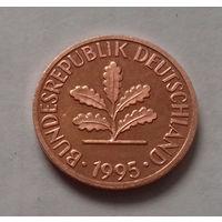 1 пфенниг, Германия 1995 G