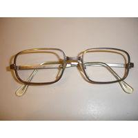 Оправа детская металлическая очки без линз