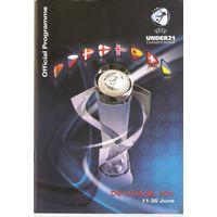2011 Финальный турнир ЧЕ-2011 U-21 (Дания)