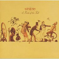 Genesis - A Trick Of The Tail (1976, Audio CD, ремастер 1994 года)