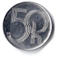 Чехия. 50 геллеров. 1996 г.