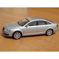 Audi A6 Cararama Hongwell 1:43