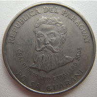 Парагвай 500 гуарани 2008 г. (d)