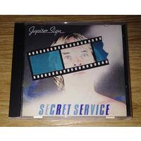 """Secret Service - """"Jupiter Sign"""" 1984 (Audio CD)"""