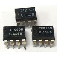 U664B. Делитель частоты. 1 ГГц. Прескалер