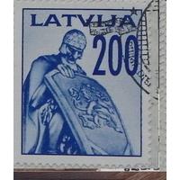 Латвия 1992 Mi  334 Памятники