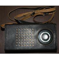 Портативный транзисторный радиоприёмник Селга-405