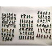 Все наборы солдатиков, техники и миниатюрного оружия разом