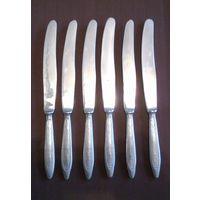 Набор ножей СССР 60-е гг с оленем нержавейка