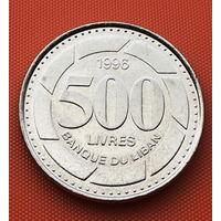 116-14 Ливан, 500 ливров 1996 г.