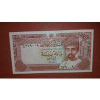 Банкнота 100 байса Оман 1994