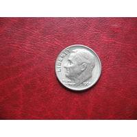 10 центов 1965 года США