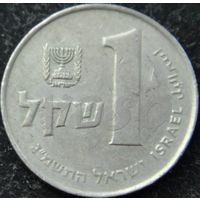 404:  1 шекель 1983 Израиль