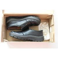 Туфли, размер 27, натуральная кожа
