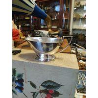 Лот с рубля - 167 Сливочник Соусник Серебрение Без минимальной цены Большой Аукцион!