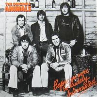1317. The Original Animals. Before We Were So Rudely... 1977. Barn (DE) = 18$