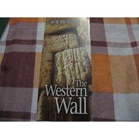 Буклет Стена плача (Западная стена) Иерусалим Израиль
