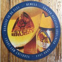 Подставка под пиво Steen Brugge
