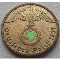 10 рейхспфеннигов 1937 J