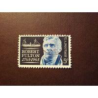 США 1965 г.Роберт Фултон .