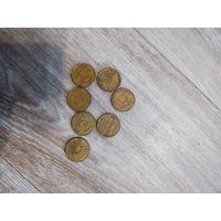 5 рублей 1992 год