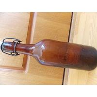 Пивная бутылка Польша 19 в.