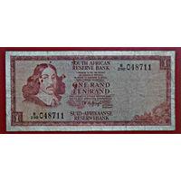 ЮАР, 1 ранд образца 1973-75 года, F