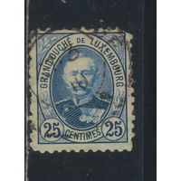 Люксембург 1891 Адольф Стандарт #60D