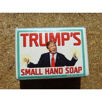 Мыло коллекционное . Дональд Трамп США