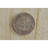 Британская Западная Африка 1 шиллинг 1938