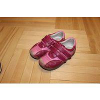 Туфли ботинки р.26, 16,5-17см