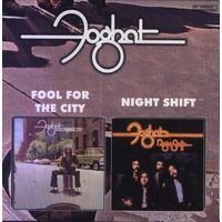 Foghat - Fool For The City'75 & Night Shift'76