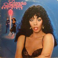 LP - Donna Summer - Bad Girls 2LP /1979/Germany, UK