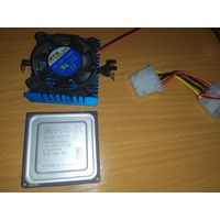 AMD AMD-K6-2 500  +кулер socket 7