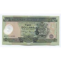 2 Доллара (Соломоновы острова) ПРЕСС