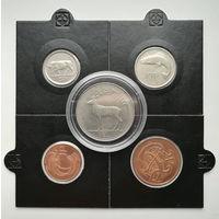 Сборный лот ирландских монет
