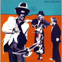 Joni Mitchell, Don Juan's Reckless Daughter, 2LP 1977