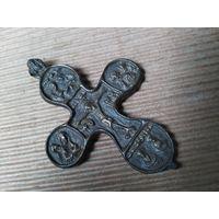 Крест Тельный. пропеллер-большой.