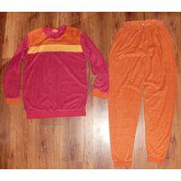 Пижама махровая р 176