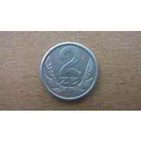 Польша 2 злотых, 1989г. (D-8)