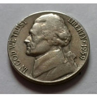 5 центов, США 1959 D, 1963 г.