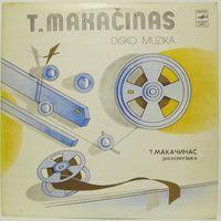 T. Makacinas - Disko Muzika
