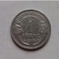 1 франк, Франция 1946 г.